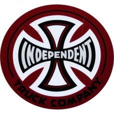 Independent Truck Co 3 Foil Sticker