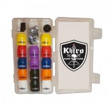 Khiro Tall Cone Barrel Bushings Complete Box Set