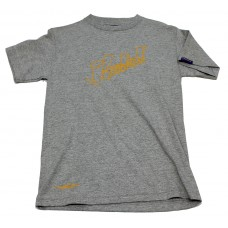Krooked 3D Logo S/S T-shirt SM Grey