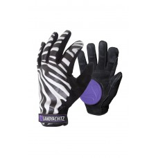 Landyachtz Zebra Slide Gloves Med