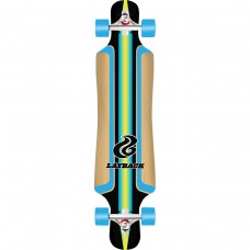 Layback Finish Line Bamboo Dt Complete 9.75x40 Blu