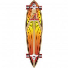 Layback Soulride Pintail Complete 9.75x40 Red