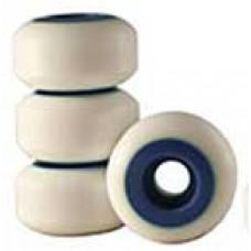 Litezpeed Duo Wheels 52mm White Blue