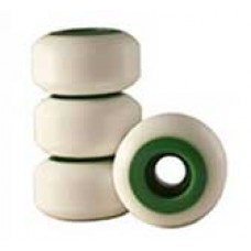 Litezpeed Duo Wheels 52mm White Green