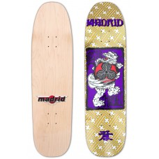 Madrid Lester Kasai 8.6 Shaped Deck