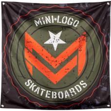 Mini Logo Chevron Stamp 36x36 Banner