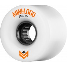 Mini Logo Awol A Cut 59m 78a White