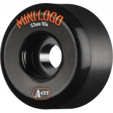 Mini Logo Hybrid A Cut 53m 90a Black