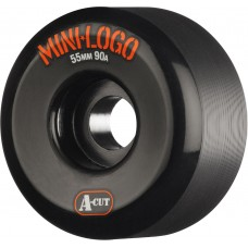 Mini Logo Hybrid A Cut 55m 90a Black