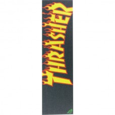 Mob Thrasher Flame Yellow Orange Grip Tape