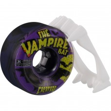 OJ Creature Vampire Bat Bloodsuckers Wheels 54mm 97a Black
