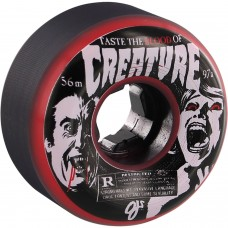 OJ Creature Bloodsuckers 56mm 97a Red Black