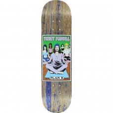 Plan B Pudwill Alter Ego Deck 8.25