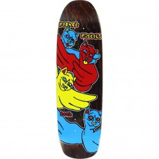 Pocket Pistols Mattson Cats Deck 8.75x32.25