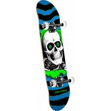 Powell Ripper One Off 7.75 K12 Complete Blue Green