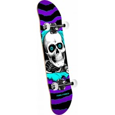 Powell Ripper One Off 8 K12 Complete Purple Turquoise