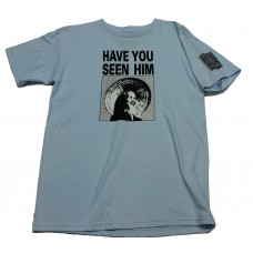 Powell Have You Seen Him S/S T-shirt SM Powder Blue