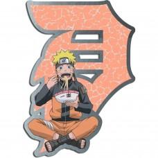 Primitive Ichiraku Lapel Pin Orange