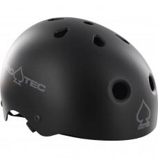 Protec Classic Matte Black S Helmet