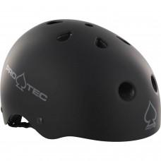 Protec Cpsc Classic Matte Black Med Helmet