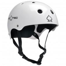 Pro-Tec Classic Gloss White M Helmet