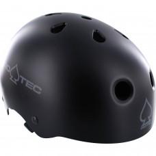 Pro Tec Classic Matte Black LG Helmet