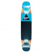 Rayne Longboards Nae Nae 44 Blue Deck