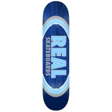 Real Dual Oval Deck 8.25