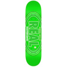 Real Oval Remix Pp Grrrn 7.75