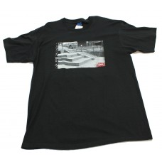 Real Roll Forever Hardy S/S T-shirt XL Black