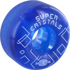 Ricta Super Crystals 54mm Clear Blue