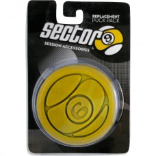 Sector 9 2pc Ergo Puck Pack Yellow Palm