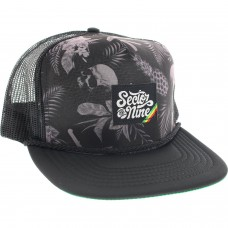 Sector 9 Vacay Mesh Hat Adj-Black