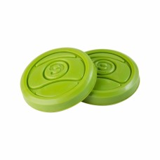 Sector 9 2pc Circular Puck Pack Green Palm
