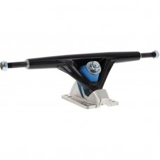 Seismic Aeon Trucks 180mm 45 Black Silver