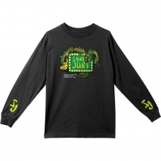 Shake Junt Take Out LS T-shirt Black Med
