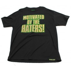 Shake Junt Motivated S/S T-shirt XL Black