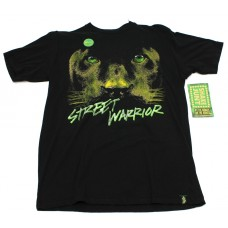 Shake Junt Reynolds Street Warrior S/S T-shirt LG Black