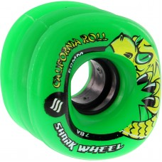 Shark California Roll 60mm 78a Green