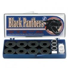 Shortys Black Panther Abec 5 Bearings