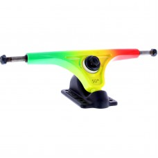 Slant Trucks 180mm Rasta Black Magnesium