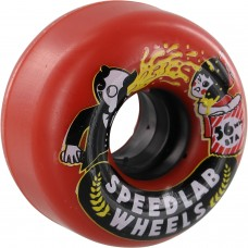 Speedlab Nastyboh 56mm 87a Red