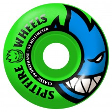 Spitfire Wheels 99 Bighead Neon Green 52mm