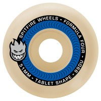 Spitfire Wheels F4 99 Tablets Natural 55