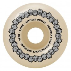 Spitfire F4 99 Repeaters Nat 52mm Wheels
