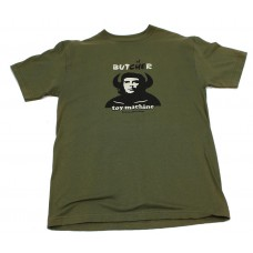 Toy Machine Che S/S T-shirt MED Green