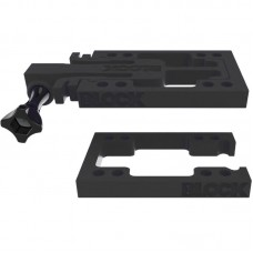 Block Riser Goblock Risers Kit Black