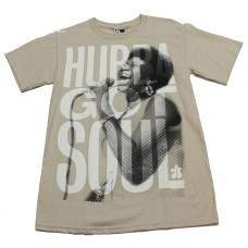 Hubba Got Soul S/S T-shirt SM Tan