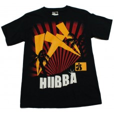 Hubba The Hills S/S T-shirt SM Black