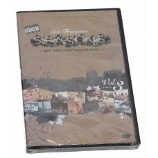 Seasons #3 S.F. Bay Area Skateboarding DVD